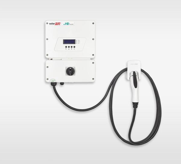 Solaredge-inverter-EV-charger